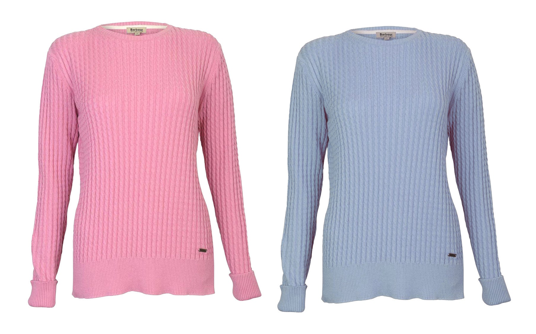 Barbour Daisy Crew Neck Sweater - North Shore Saddlery