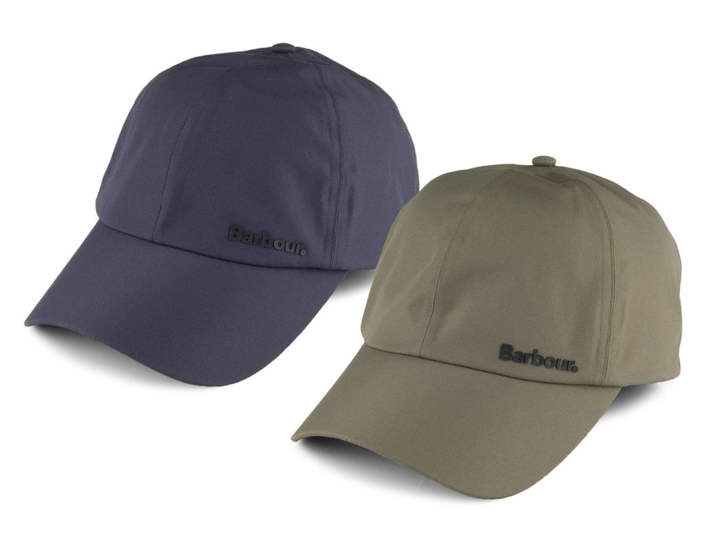 Barbour Dee Waterproof Sports Cap - SALE