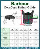 Barbour Wool Touch Fleece Lined Dog Coat - North Shore Saddlery