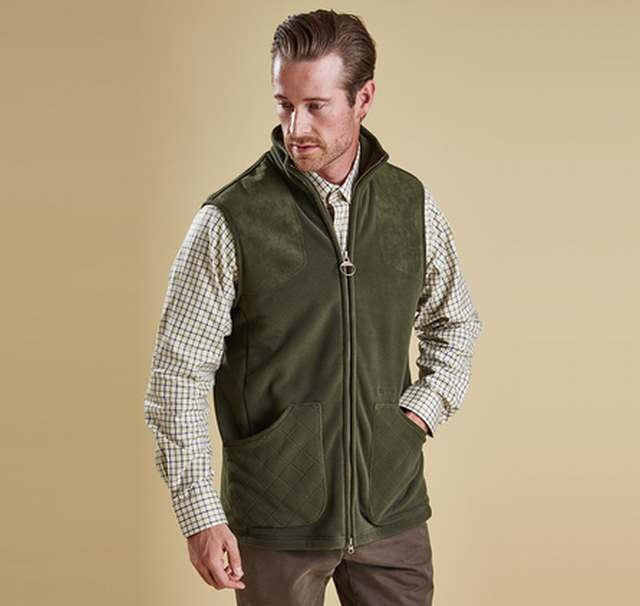 Barbour Dunmoor Men's Gilet