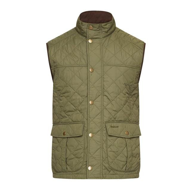 Barbour Explorer Men's Quilted Gilet - North Shore Saddlery