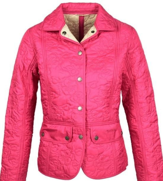 Barbour Fauna Quilted Ladies Jacket - SALE