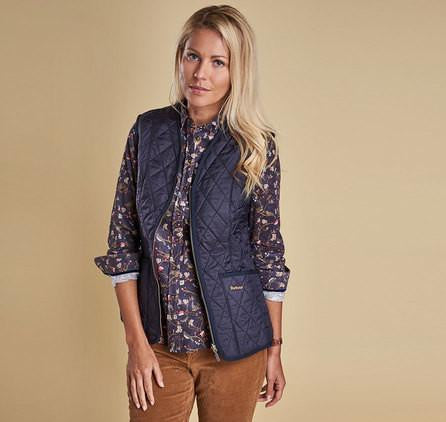 Barbour Fleece Betty Gilet / Liner - North Shore Saddlery
