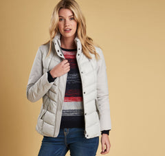 Barbour Hayle Quilted Jacket - SALE - North Shore Saddlery