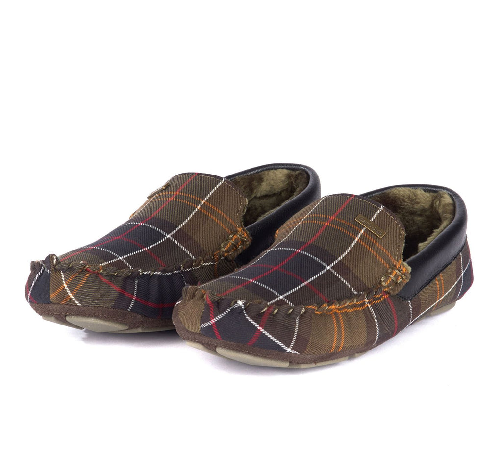 Barbour Men's Monty Tartan Slippers