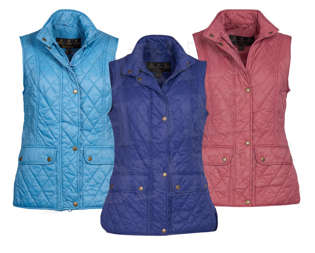 Barbour Otterburn Quilted Gilet - SALE