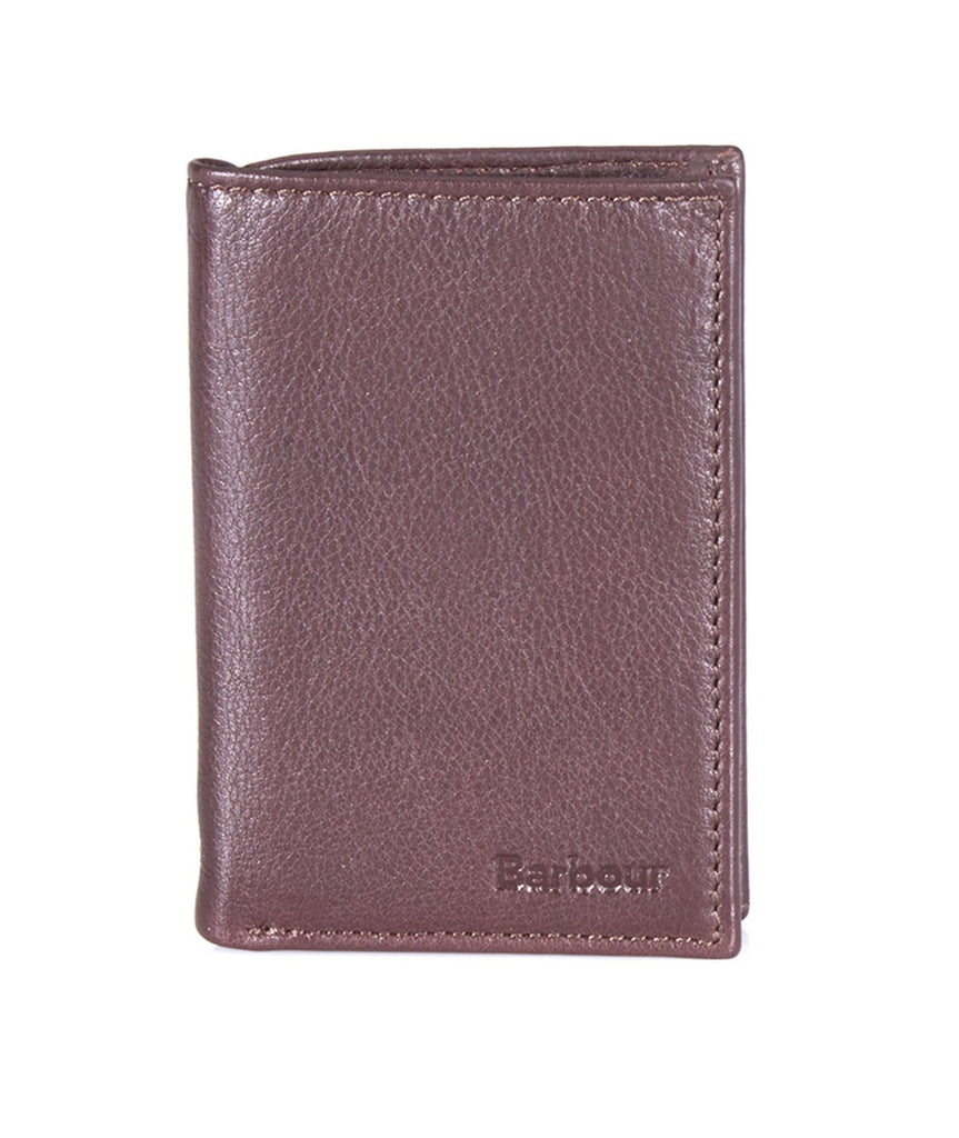Barbour Portrait Leather Wallet