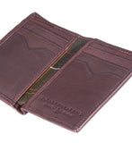 Barbour Portrait Leather Wallet - North Shore Saddlery
