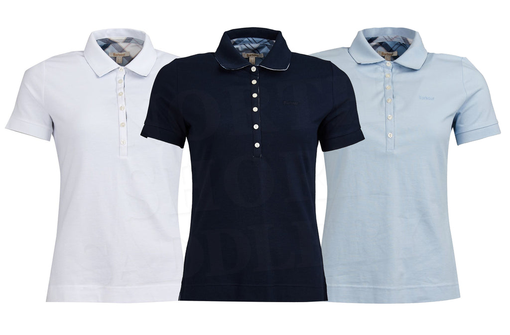 Barbour Portsdown Polo Top - SALE