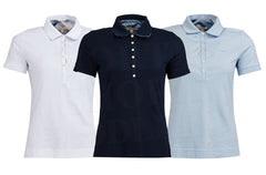 Barbour Portsdown Polo Top - SALE - North Shore Saddlery