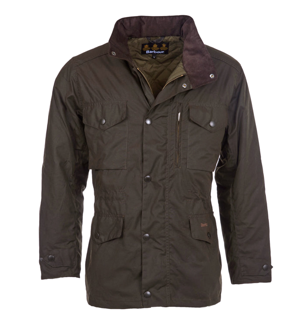 Barbour Sapper Waxed Jacket - North Shore Saddlery