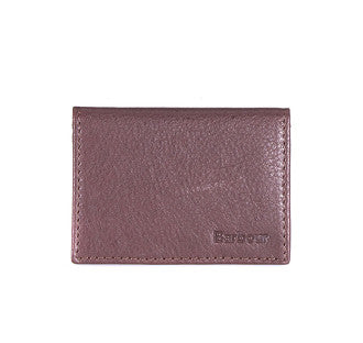 Barbour Small Leather Wallet - North Shore Saddlery