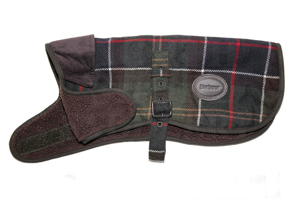 Barbour Wool Touch Fleece Lined Dog Coat