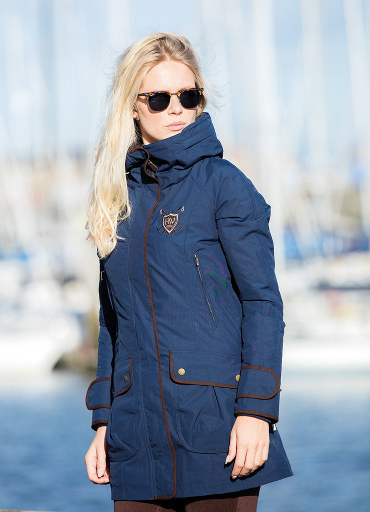 Horseware Ladies Elina Parka Jacket - SALE
