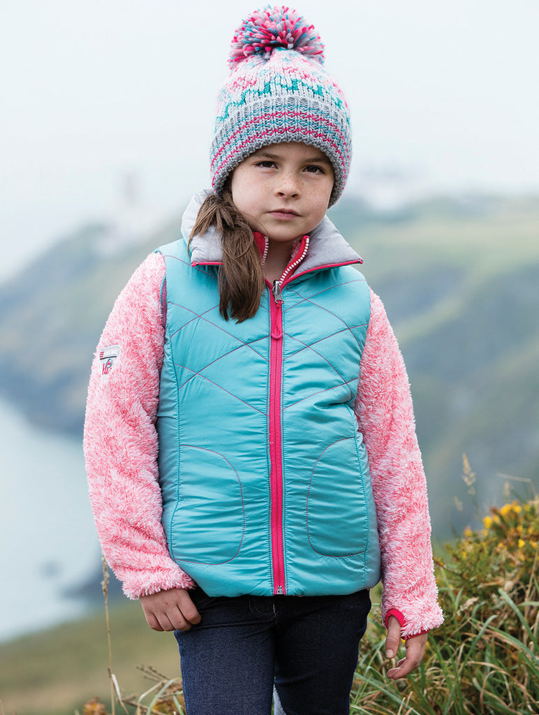 Horseware Girls Reversible Gilet - SALE