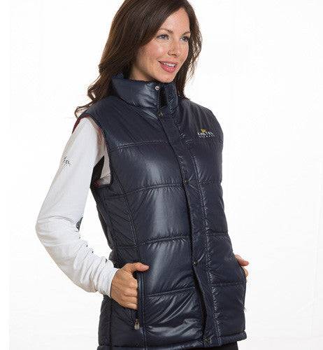 Kastel Christine Bubble Vest - North Shore Saddlery