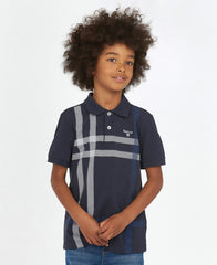 Barbour Blaine Boys Polo Shirt