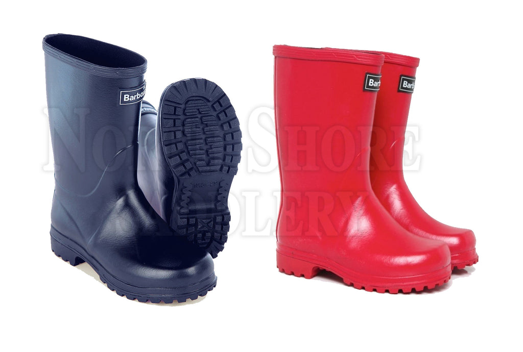 Barbour Children's Wellington Boots - SALE