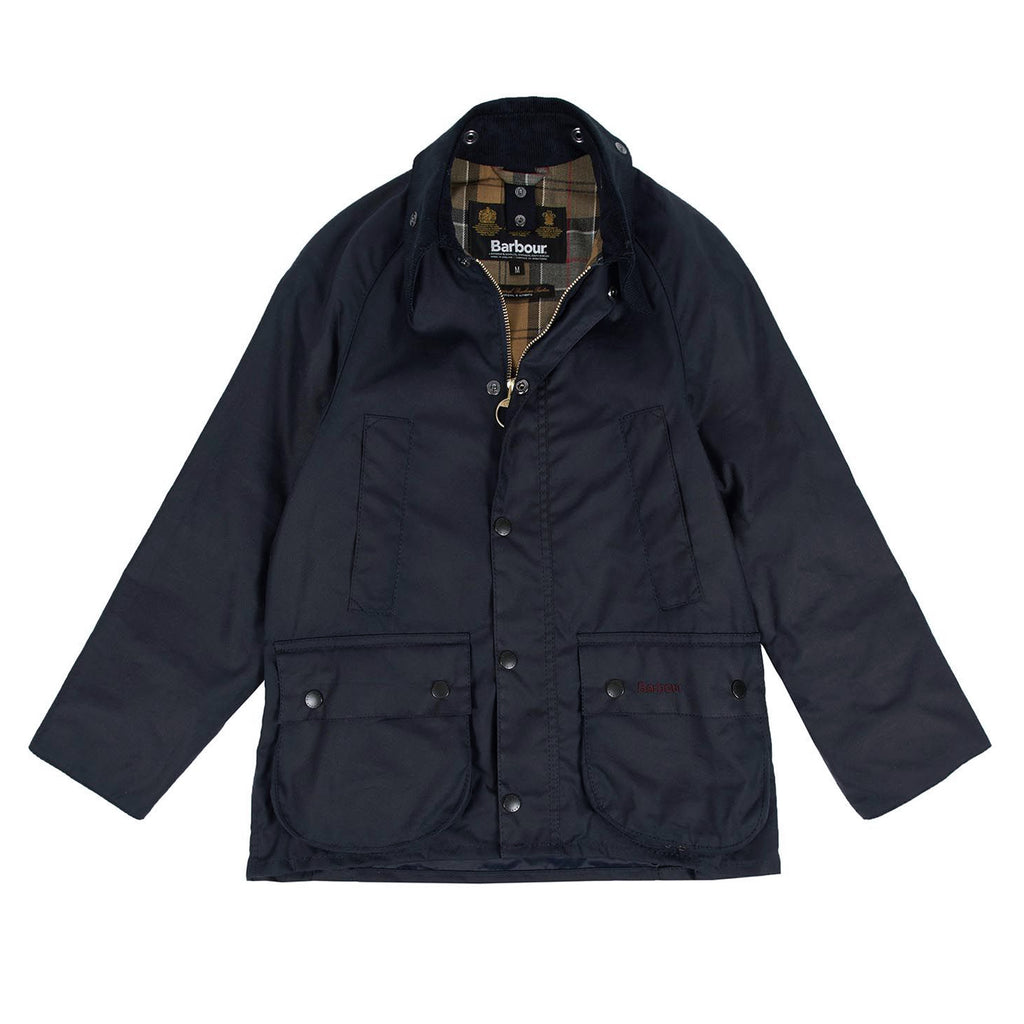 Barbour Child's Bedale Waxed Cotton Jacket