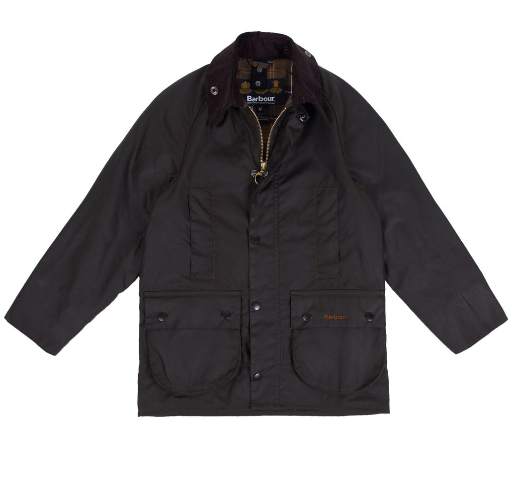 Barbour Child's Beaufort Waxed Jacket