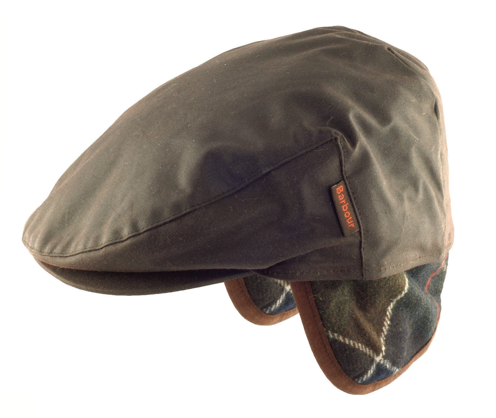 Barbour Cheviot Tartan Cap - North Shore Saddlery