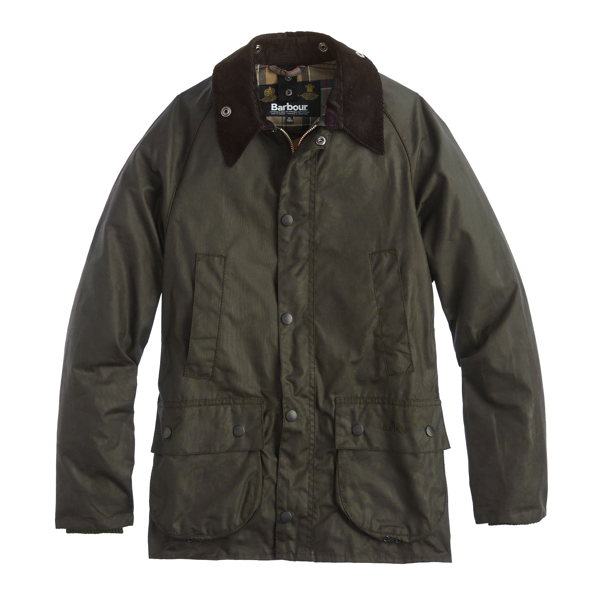 e5716b03f7d7 Childrens bedale waxed jacket - OLIVE - CWX0019 DONE.jpg v 1527191015