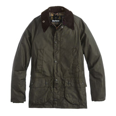 Barbour Children's Wax Cotton Bedale Jacket - SALE - North Shore Saddlery