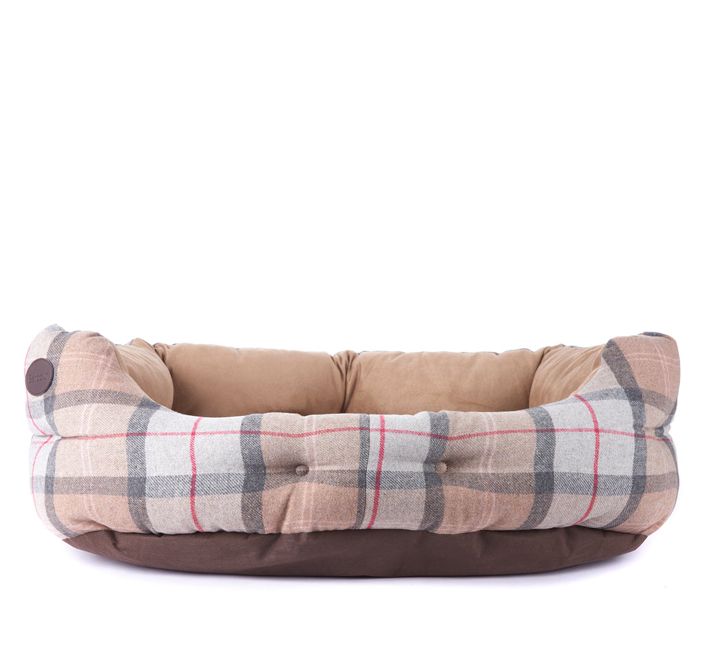 Barbour Luxury Dog Bed 24""