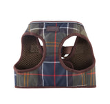 Barbour Tartan Step In Dog Harness