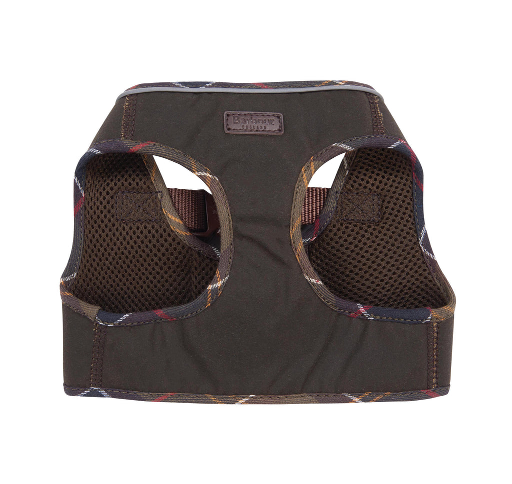 Barbour Wax Step In Dog Harness