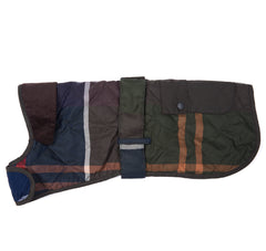 Barbour Quilted Tartan Dog Coat - North Shore Saddlery