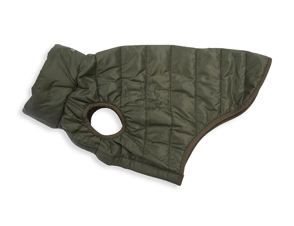 Barbour Baffle Quilted Dog Coat