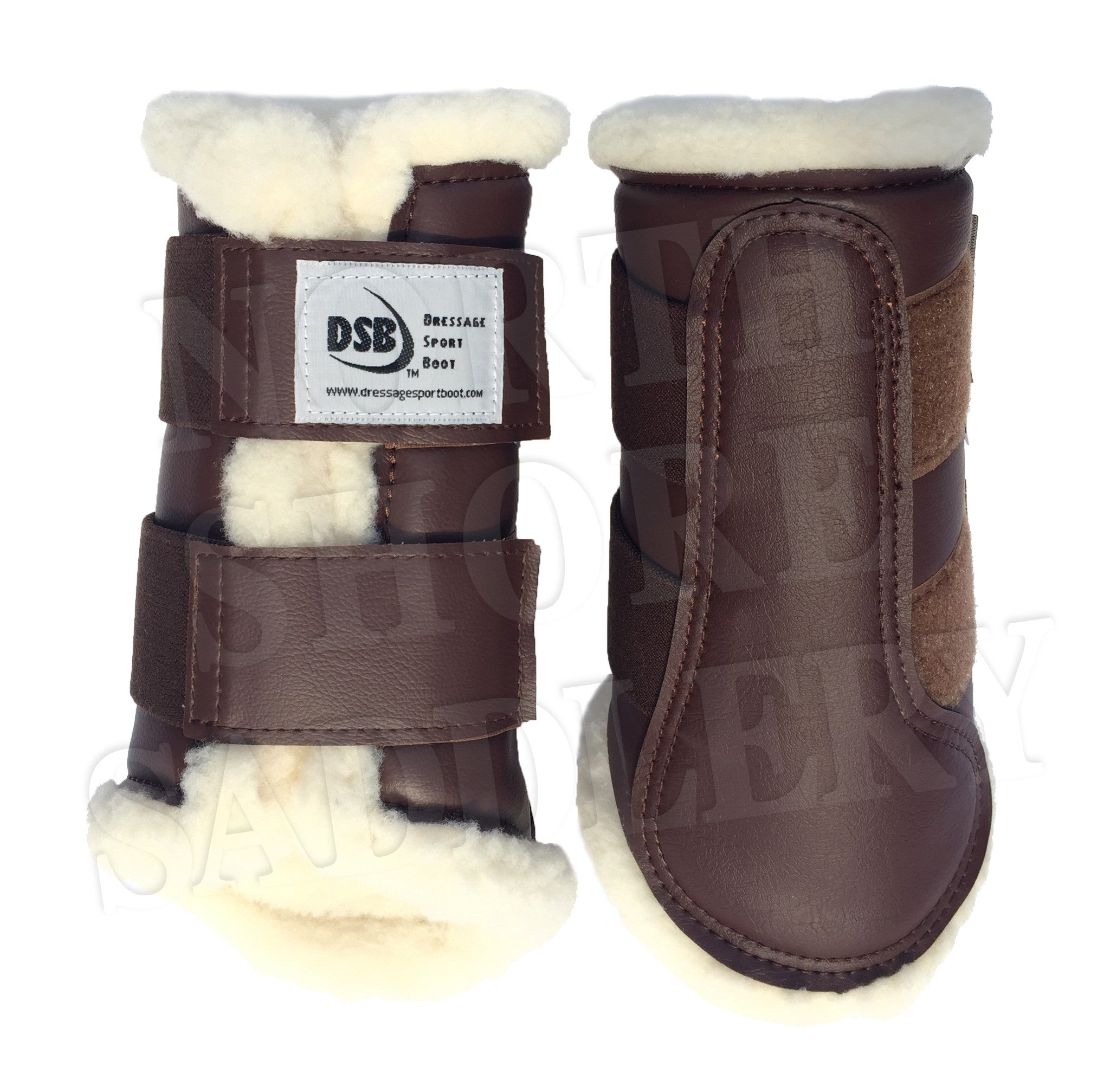 DSB Dressage Sport Boots Original - North Shore Saddlery