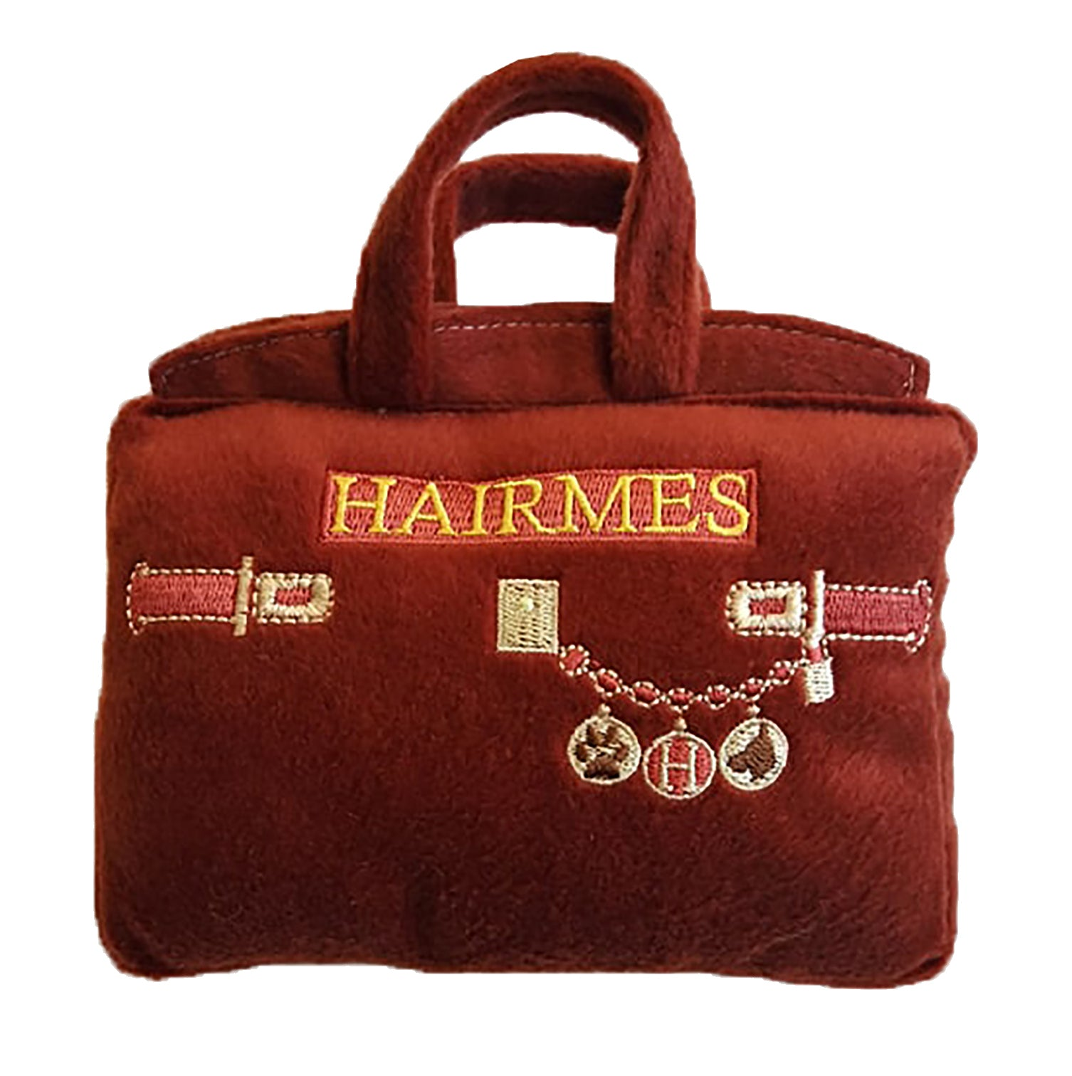 Hairmes Purse Dog Toy - North Shore Saddlery