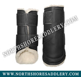 Euro Pro Askan All Purpose Hind Boots - North Shore Saddlery