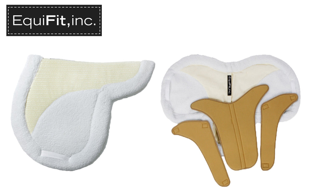 EquiFit T-Form Non-Slip Hunter Pad