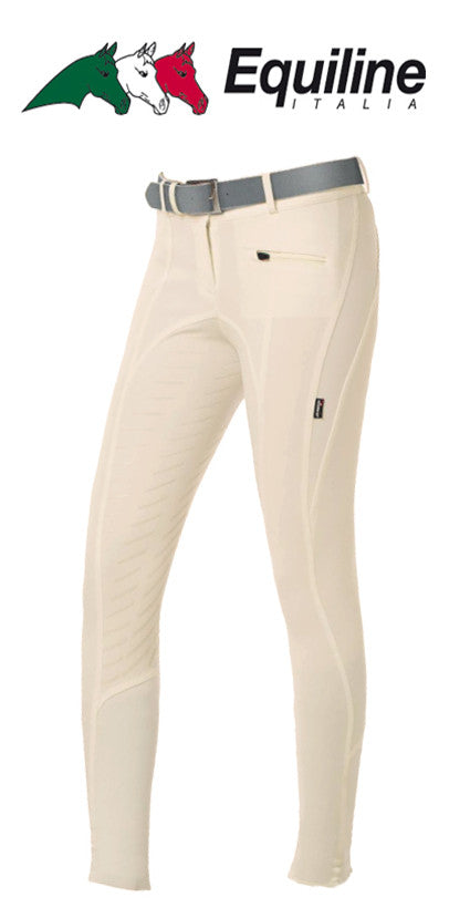 Equiline Amanda Full Grip Breeches - SALE