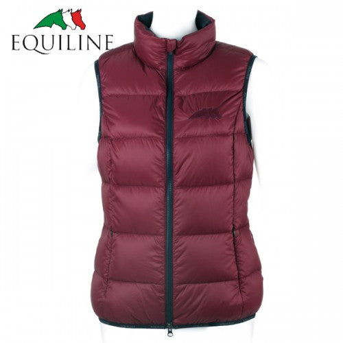 Equiline Tilly Down Vest - SALE - North Shore Saddlery