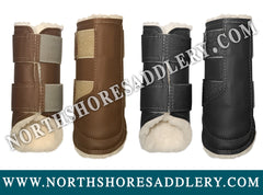 Euro Pro Heidi All Purpose Front Boots - North Shore Saddlery