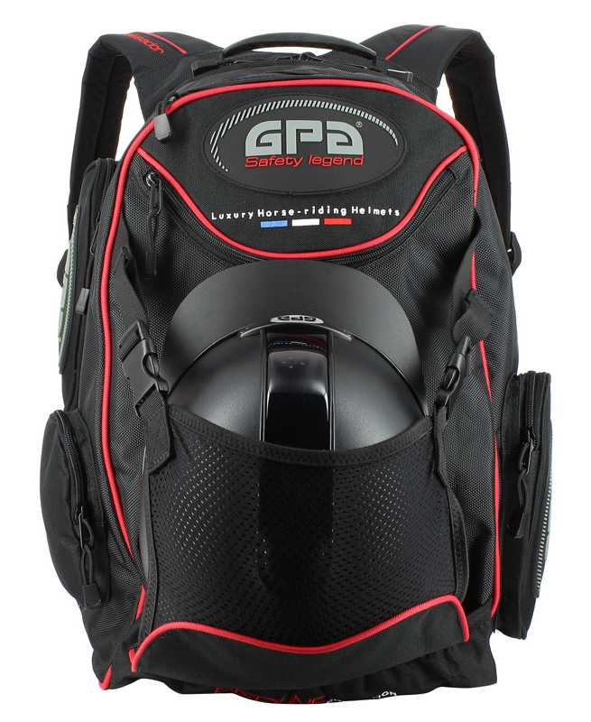 GPA 4S Grooms Backpack - North Shore Saddlery