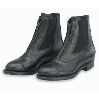 Grand Prix AquaSport Women's Zip Paddock Boot - North Shore Saddlery