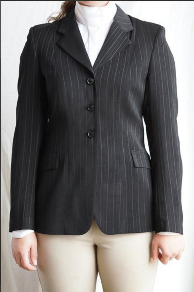 Grand Prix TechLite Classic Sport Show Coat with Pinstripe - SALE