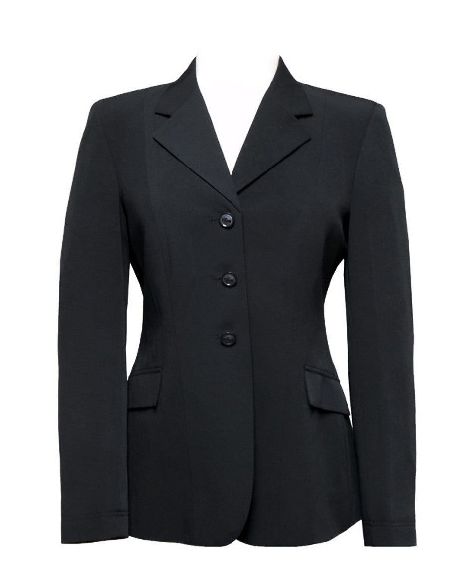 Grand Prix Ladies Tech Lite Classic Show Jacket - SALE - North Shore Saddlery