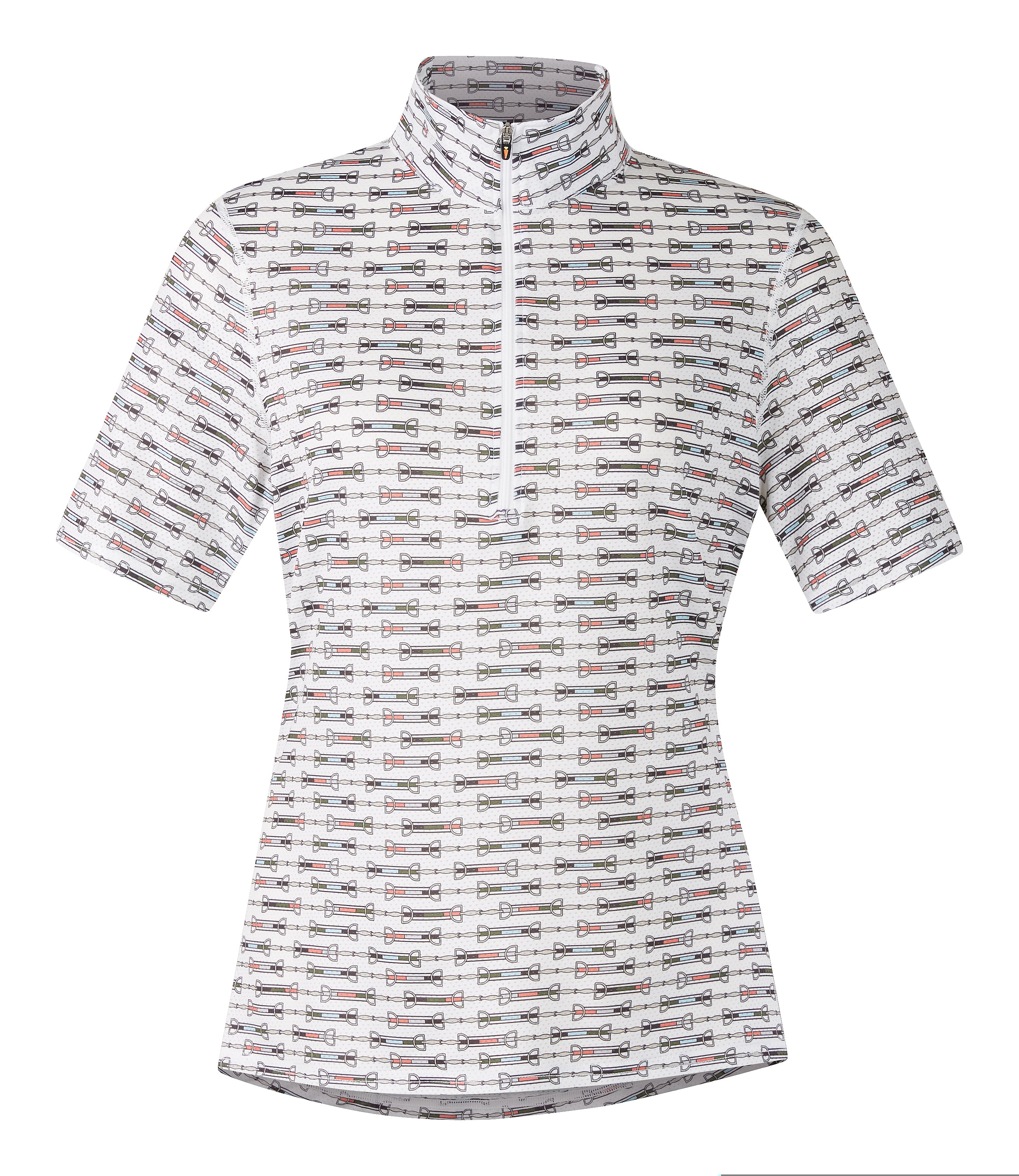 Kerrits Ice Fil Shortsleeve Print Shirt - SALE - North Shore Saddlery