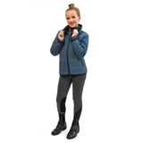 Kerrits Kids Quilted Houndstooth Barn Jacket - SALE