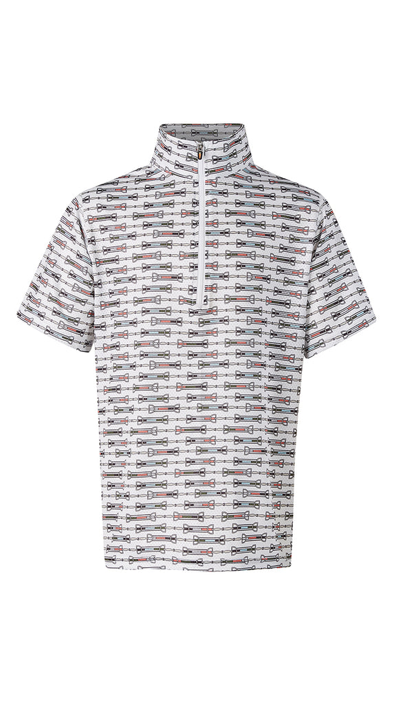Kerrits Kids Ice Fil Shortsleeve Print Shirt - SALE