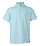 Kerrits Kids Ice Fil Short Sleeve Solid Shirt - North Shore Saddlery