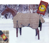Baker Turnout Blanket - Heavy Weight (400 Gram) - North Shore Saddlery