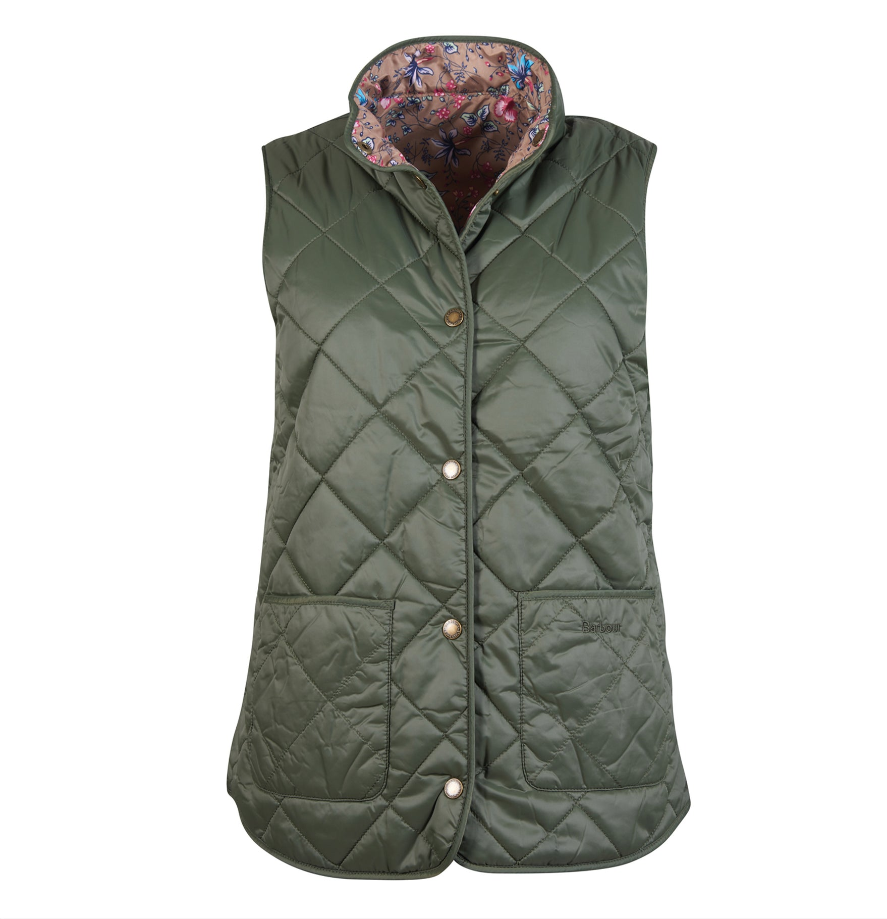 Barbour Larch Quilted Gilet
