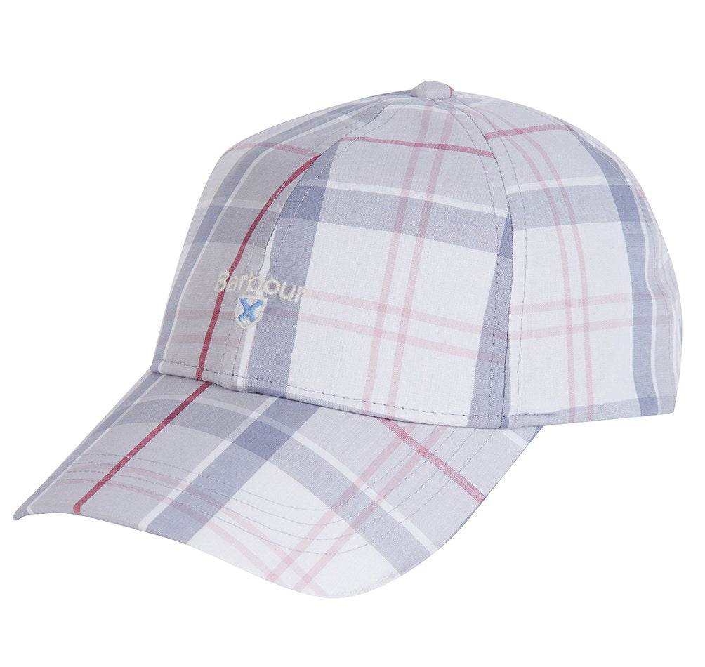 Barbour Lindsday Tartan Sports Cap
